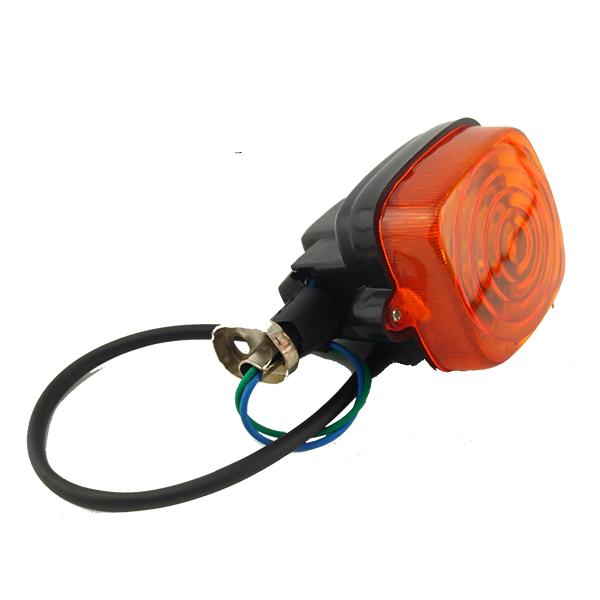 چراغ راهنما موتورسیکلت مدل CG125 مناسب هندا