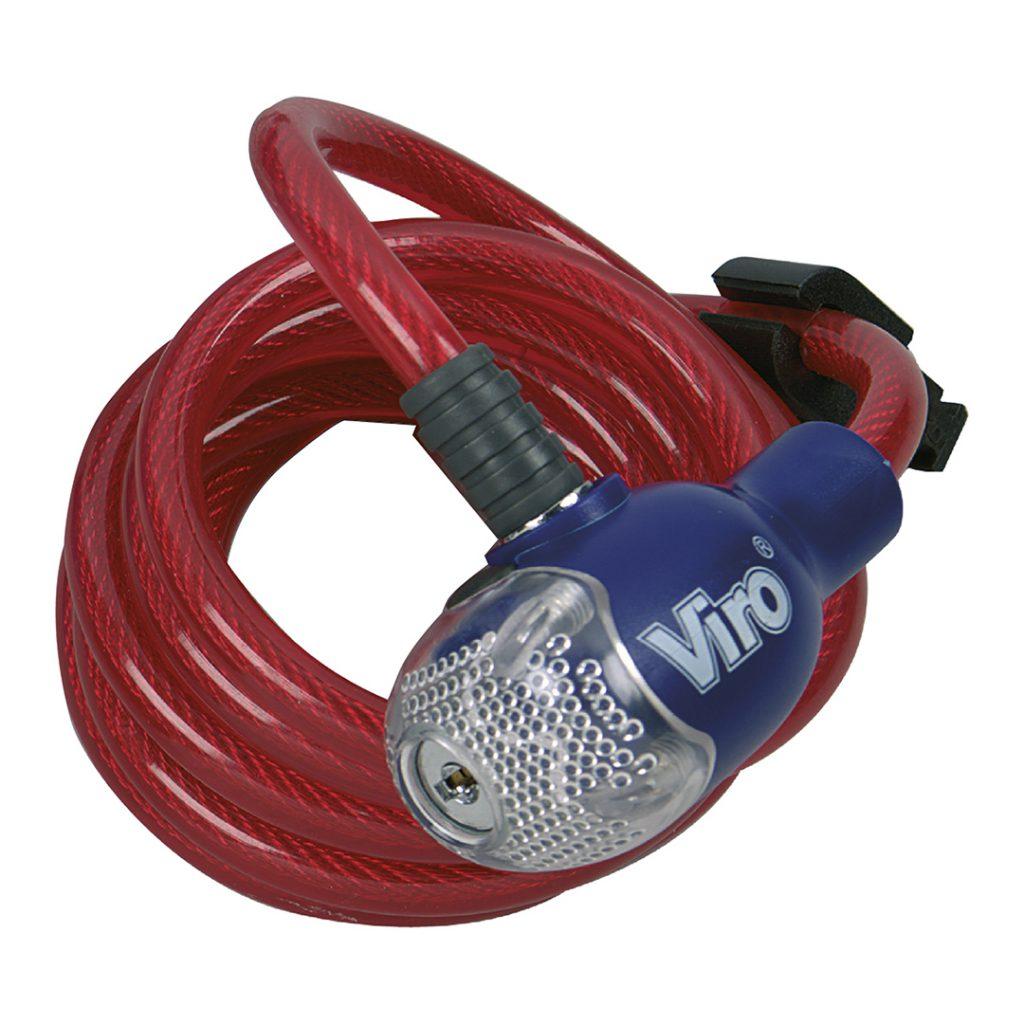 قفل دوچرخه viro مدل Ib3